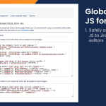 Clean up you announcement banner and use dedicated editors to safely add custom Javascript and CSS to Jira.